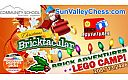 Thumbnail : Christmas Brick Adventures LEGO® Camp! (December 19-22, 2016)
