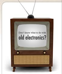 outdated electronics