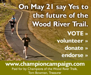 Vote Yes on May 21, 2013 For Two Year Levy in Blaine County