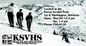 Ketchum |Sun Valley Heritage | Ski Museums @ Forest Service Park Ketchum, ID | Ketchum | Idaho | United States
