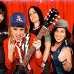 Hell's Belles The World Famous All-Female ACDC Tribute Band