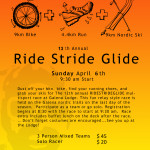 galena ride stride 2014