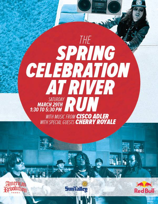 spring party at River run 2014