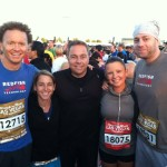 Redfish Technology Runs the las Vegas Half and Full Marathons 2013