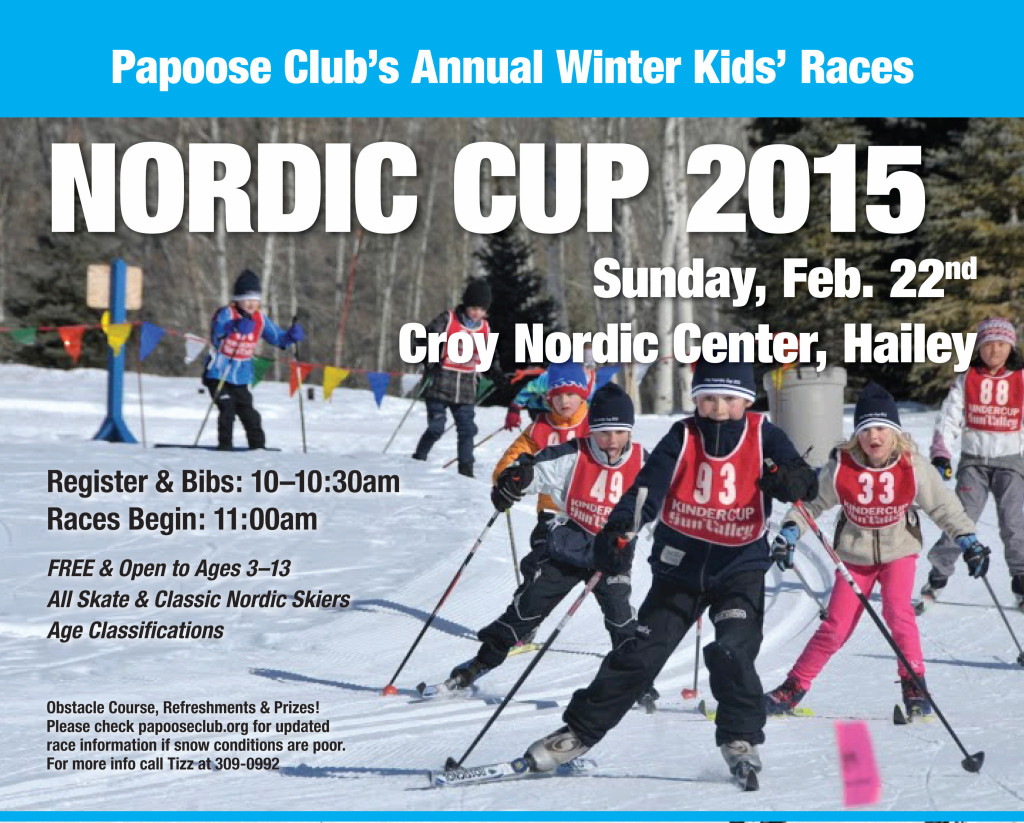 2015 Papoose Nordic Cup 10th Annual - Sunday February 22