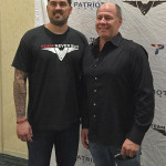 Marcus Luttrell LiveRez CEO Tracy Lotz